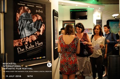 Weltpremiere am 3. Juli 2016 in Neuchatel.